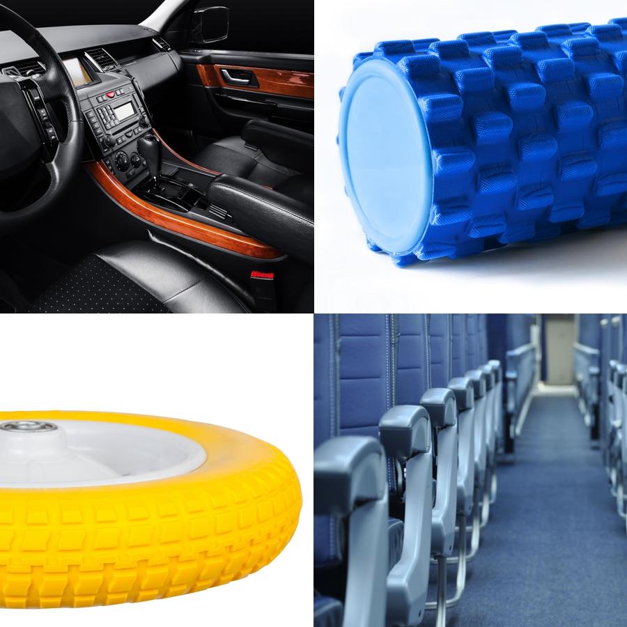 Flexible Pour Foam Manufacturer Orange County   ETECO, Inc
